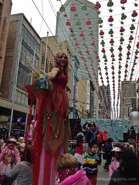 Bourke Street Parade