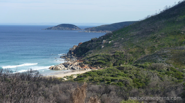Whisky Bay at Wilsons Prom