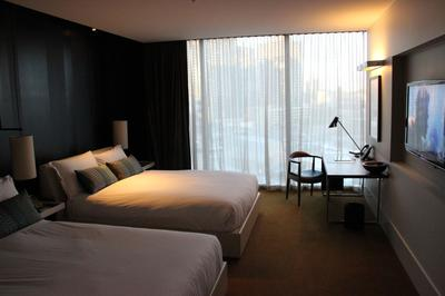 Crown Hotel Melbourne room