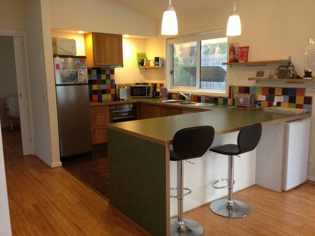 fantastic fully equipped kitchen