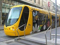 96 'Bee' tram