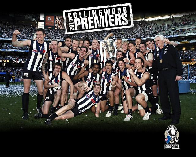 Collingwood Premiership