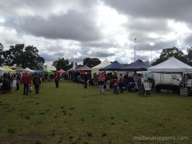 Farmer Market at Melbourne