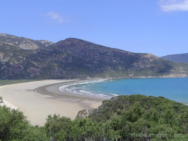 Norman Beach at Wilsons Prom