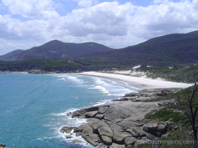 Squeaky Beach at Wilsons Prom