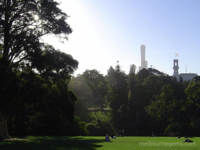 Royal Botanic Garden Melbourne